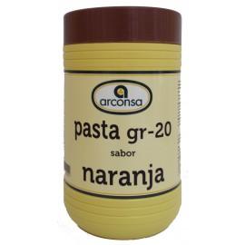 PASTA DE NARANJA ARCONSA GR20NA