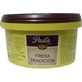 PASTA FRUTA FRESA TRADICION
