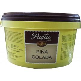 PASTA CREMA PIÑA COLADA