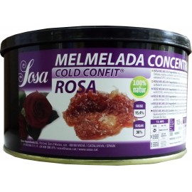 MERMELADA DE ROSA