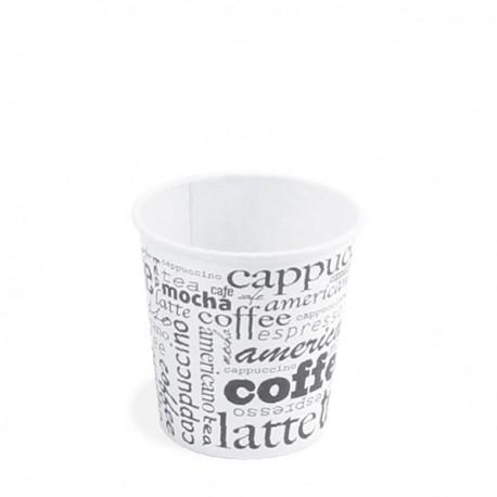 VASO CAFÉ PARAFINA 4 OZ