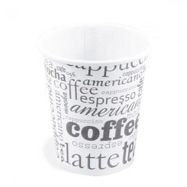 VASO CAFÉ PARAFINA 8 OZ