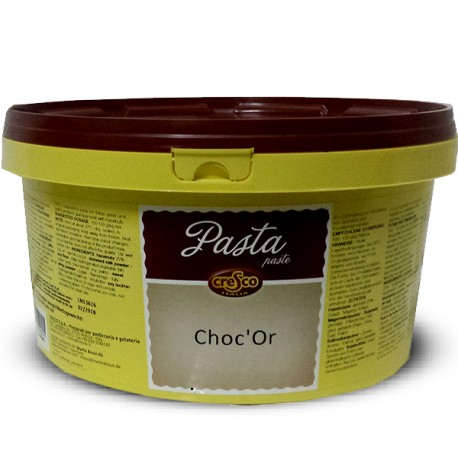 PASTA CREMA CHOC'OR (ROCKER)