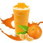 bobas mandarine